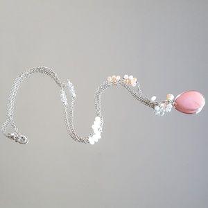 Loft Long Pendant Necklace